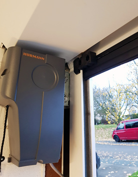 hormann rollmatic garage door automation