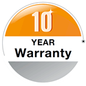 hormann 10 year warranty